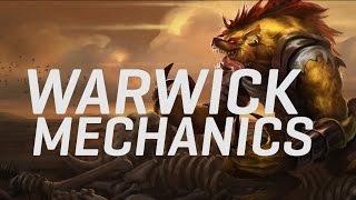 Nightblue3 - WARWICK MECHANICS