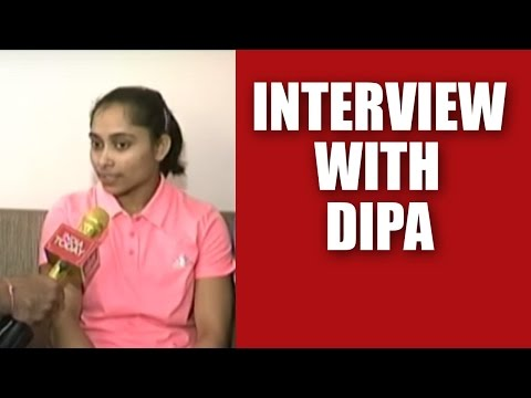 Exclusive Interview With Dipa Karmaker, Indian Woman Gymnast