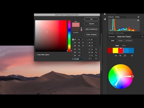 Photo Editing HISTOGRAMS [RGB vs. LUMINOSITY] || The Landscape Photography Journals E4