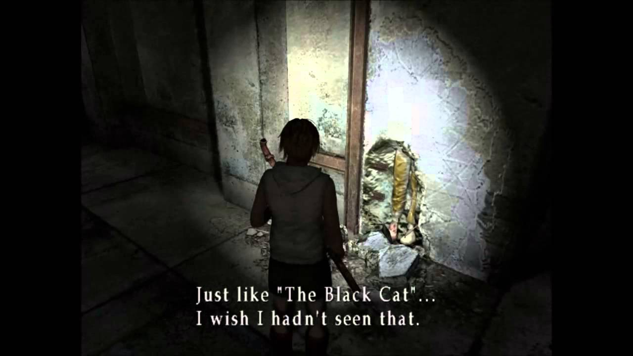 The Silencer In Silent Hill 3 Is Not A Reference To Metal Gear Neverbegameover