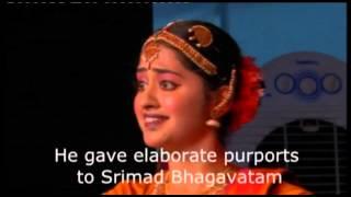 Srila Prabhupada Song Janmashtami 2015 HGVP