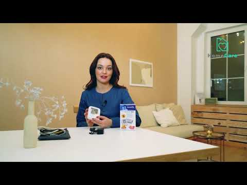 Видео обзор тонометра Microlife A2 Standard (с адаптером)