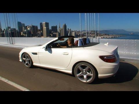מותג חדש 2012 Mercedes SLK 350 - YouTube FM-86