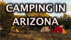 Top Camping in Arizona