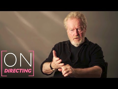 Ridley Scott on How He Got Into Directing   On Directing