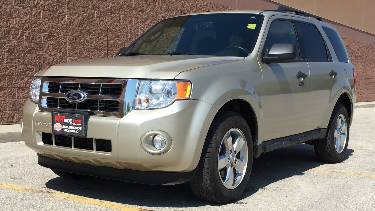 2012 ford escape xlt 4wd chrome wheels microsoft sync for sale in winnipeg mb youtube. Black Bedroom Furniture Sets. Home Design Ideas