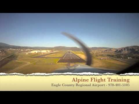 Flight Instruction in Eagle Colorado, Learn to Fly
