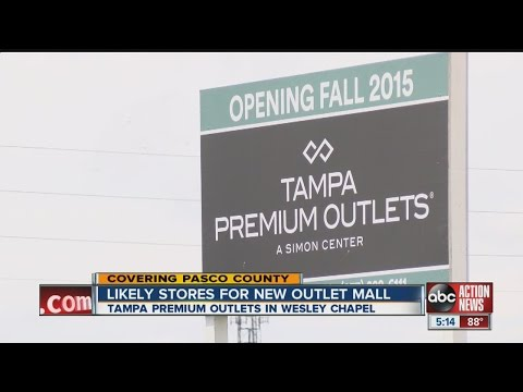 List Of Tampa Premium Outlet Stores Revealed
