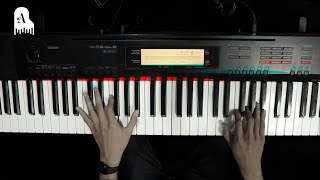 PALMY - ดวงใจ【Piano Cover】