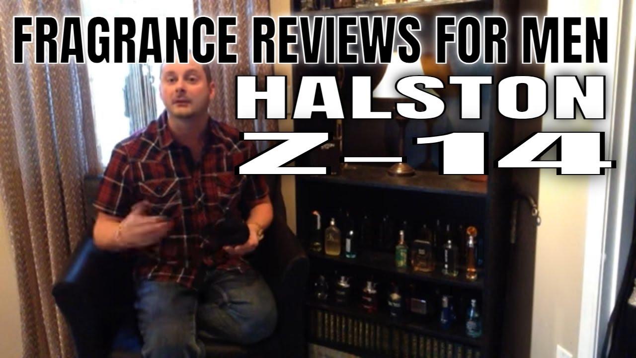 Fragrance / Cologne Review : Halston Z-14