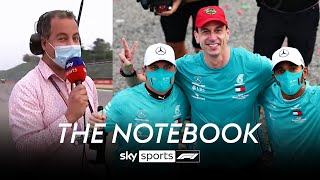 Ted Kravitz takes a look back at the Emilia-Romagna Grand Prix | The Notebook