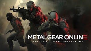 обзор онлайнового режима игры Metal Gear Solid V: The Phantom Pain на ПК