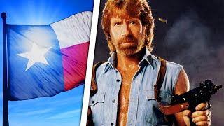 Chuck Norris Fears United States May Invade Texas