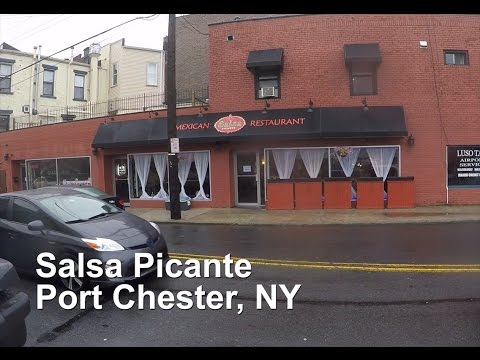 Salsa Picante Port Chester Ny Youtube