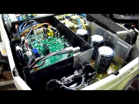 Fujitsu Inverter Condenser In-Depth Autopsy (New Style Unit)
