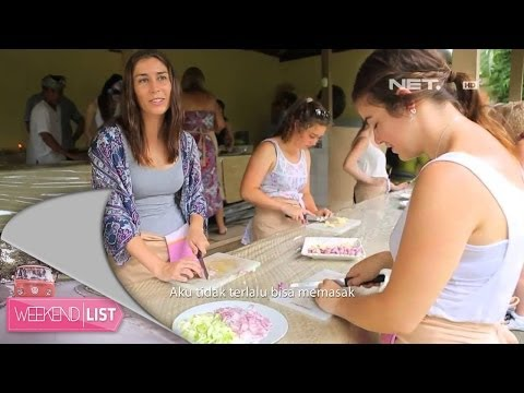 Weekend List-Paon Bali – Traditional Balinesse Cooking Class