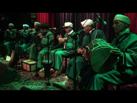 Master Musicians of Jajouka - Ghaita - Stockholm 2017