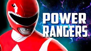 Me surpreendeu demais, jogo dos Power Rangers é IRADO #PowerRangers