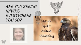 Hawk Spirit Animal Meaning. Are you seeing Hawks everywhere you go?