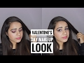 Valentine's Day 2017 | Glam Date Night Makeup Look | Chetna Chhabra