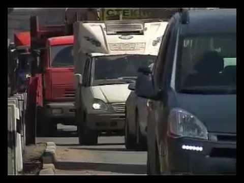 Путепровод через Чкаловский переезд
