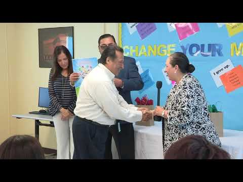 Brownsville Learning Academy Honoring
