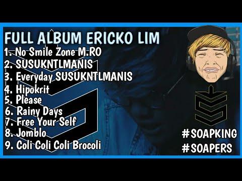 FULL ALBUM - ERICKO LIM SONGS