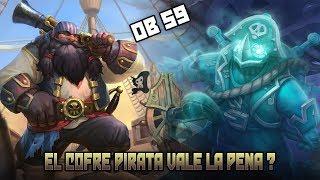 Paladins:Nuevo Cofre Pirata l Makoa Y Barik l Valen La Pena?