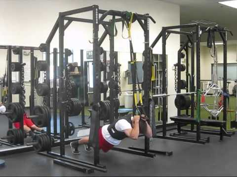 Bodyweight Triceps Extensions