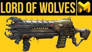 Destiny 2 Forsaken: New Lord of Wolves Exotic Review