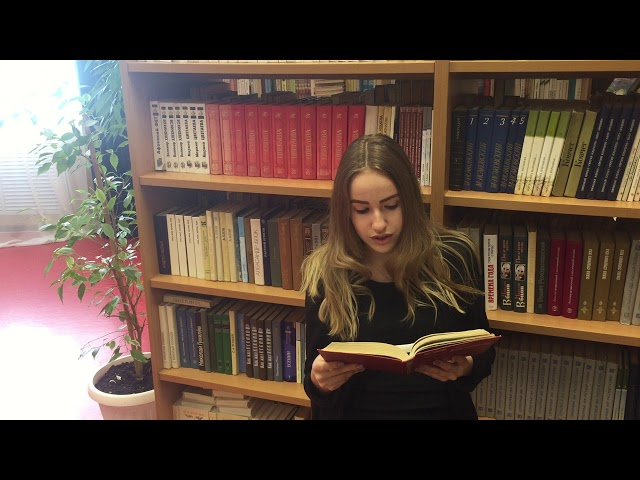 Изображение предпросмотра прочтения – ЕкатеринаСоловьева читает произведение «Завеса» А.И.Солженицына