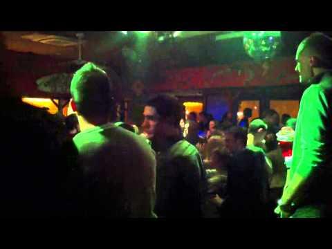 Australian bar café OZ Dj Esteban Montpellier