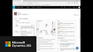 How to Find Juicy Conversation Starters with Microsoft Dynamics 365