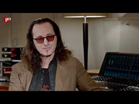 Geddy Lee from Rush Interview at Abbey Road - Kylie Olsson For uDiscover Music