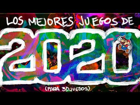 LOS 25 MEJORES VIDEOJUEGOS DE 2020