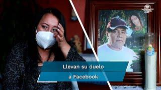 Ariadna creó un grupo de ayuda en Facebook para que quienes han perdido a alguien cercano por el Covid puedan desahogarse; expertos dicen que es útil, pero piden acompañamiento sicológico
