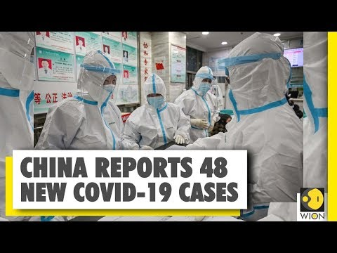 China: Fears of second wave of COVID-19, 48 new COVID-19 cases reported | Coronavirus Alert - WION thumbnail