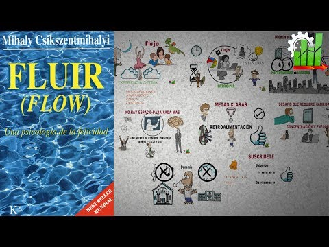 Fluir - Una psicología de la felicidad - Por Mihaly Csikszentmihalyi- Resumen animado