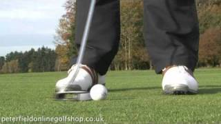 Odyssey Backstryke Putter - Peter Field Golf