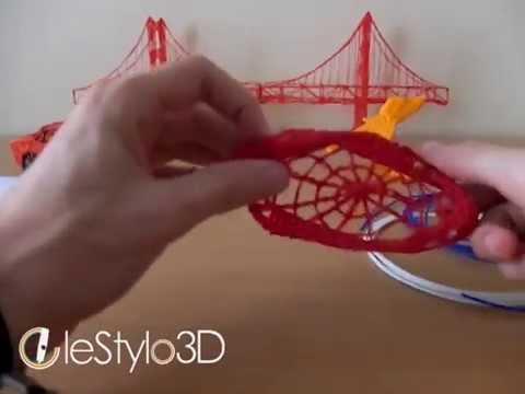 Stylo 3d Utilisation Du Ninjaflex Avec Lestylo3d Youtube