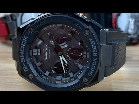 G-Shock Gsts100 (entry To The High End Of G-SHOCK)