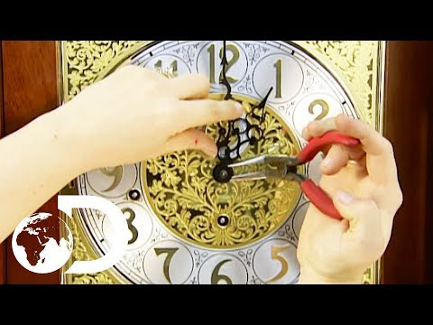 GRANDFATHER CLOCKS | How It's Made - YouTube