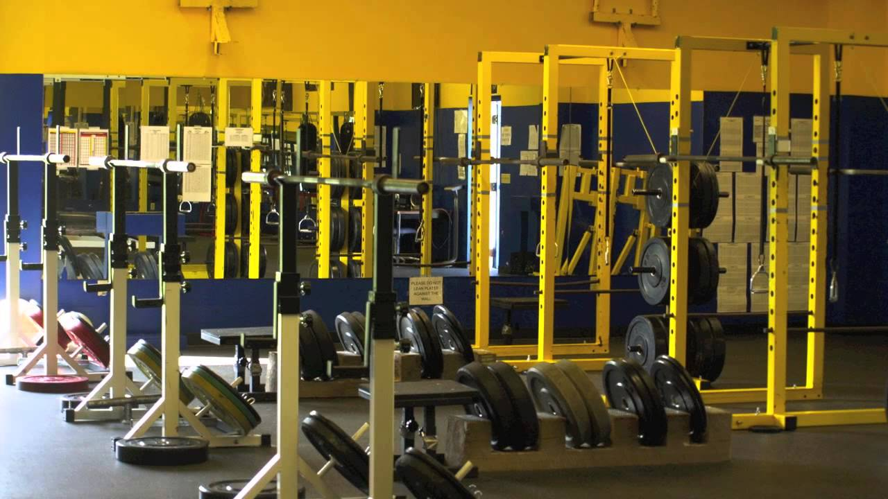Facility Tour Strength And Conditioning Youtube