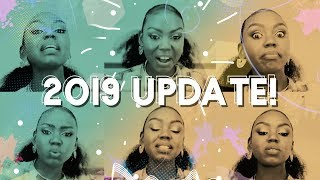 2019 Update : I Got Robbed, Mini Vlog and Intentions for the year || Patricia Kihoro