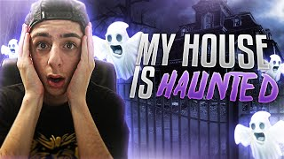 SCARIEST GHOST EXPERIENCE EVER!!   Paranormal   FaZe Rug