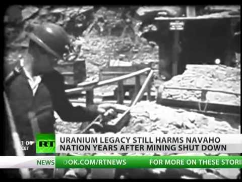 Nuclear Wastelands: Uranium Boom Legacy Poisoning Navajo Nation