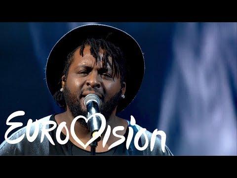 """Jaz Ellington performs """"You""""  - Eurovision: You Decide 2018 - BBC"""