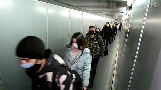 В Китае для борьбы с коронавирусом мобилизовалась вся страна.
