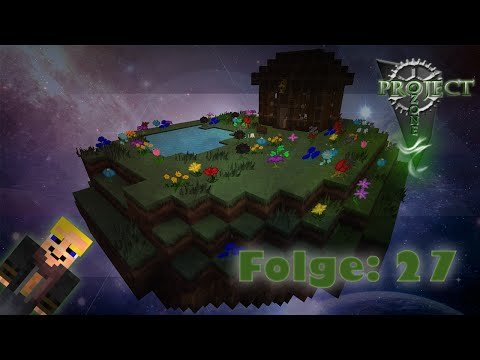 Minecraft - Project Ozone #027 - Aufbau des Fusion Reaktors und der Laser
