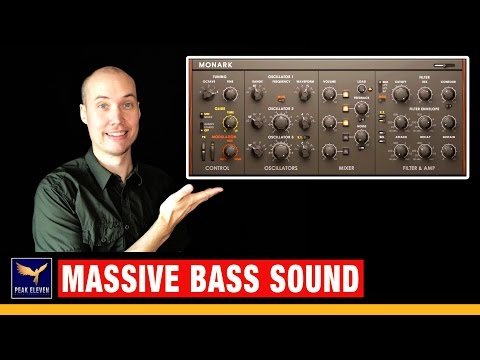 How to make a Fat Bass Sound in your DAW?